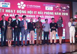 Hoàng Nguyễn tham dự hội IT Hải Phòng 2016