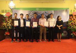 Hoàng Nguyễn tham dự tiệc khai xuân Seagate 2017