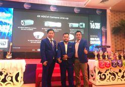 Hoàng Nguyễn tham gia hội nghị khách hàng Dahua miền Trung