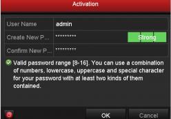 Hướng dẫn khôi phục mật khẩu đầu ghi camera hikvision