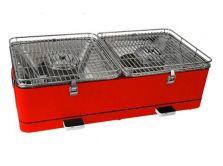 Bếp nướng hộp than đôi PD17-D215