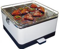 bếp nướng than không khói vuông