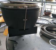 bếp lẩu nướng than không khói có quạt