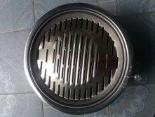 bếp lẩu nướng không khói hút dương