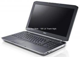 DELL Latitude E5530/core i5*3310/4Gb/250Gb