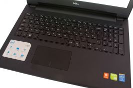 Dell Inspiron 3543/core i5-5200/4Gb/500Gb/VGA 2Gb