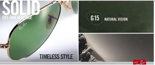 RAY BAN Lenses