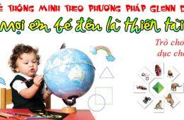 Trò chơi giáo dục cho bé ( flashcard cho bé)