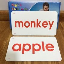 Flash cards tiếng Anh