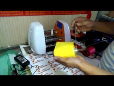 video hướng dẫn sử dụng máy in Ruy băng video 1