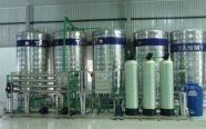 Xử lý nước tinh khiết dung cho nhà máy xí nghiệp