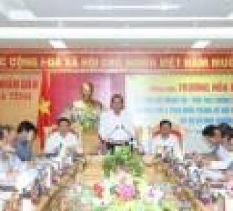 Phó Thủ tướng Trương Hòa Bình làm việc với 4 tỉnh miền Trung về bồi thường, hỗ trợ thiệt hại sự cố môi trường