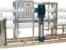 Xử lý nước tinh khiết cho nhà máy xí nghiệp