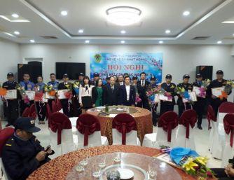 Hội nghị tổng kết công tác cuối năm 2016