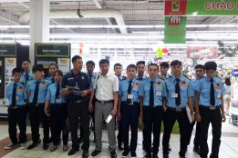 Nghề bảo  của vệ qua cái nhìn của người trong cuộc ở công ty bảo vệ tại Nha Trang