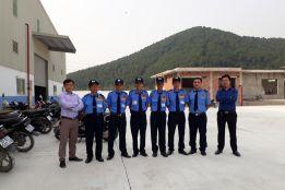 Công ty bảo vệ tại Nghệ An cung cấp dịch vụ bảo vệ nhà máy