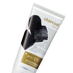 Sữa rửa mặt than Charcoal Phyto Powder In Cleansing Foam