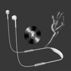 Tai nghe bluetooth 4.1 thể thao chống nước BQ-621 ( trắng)