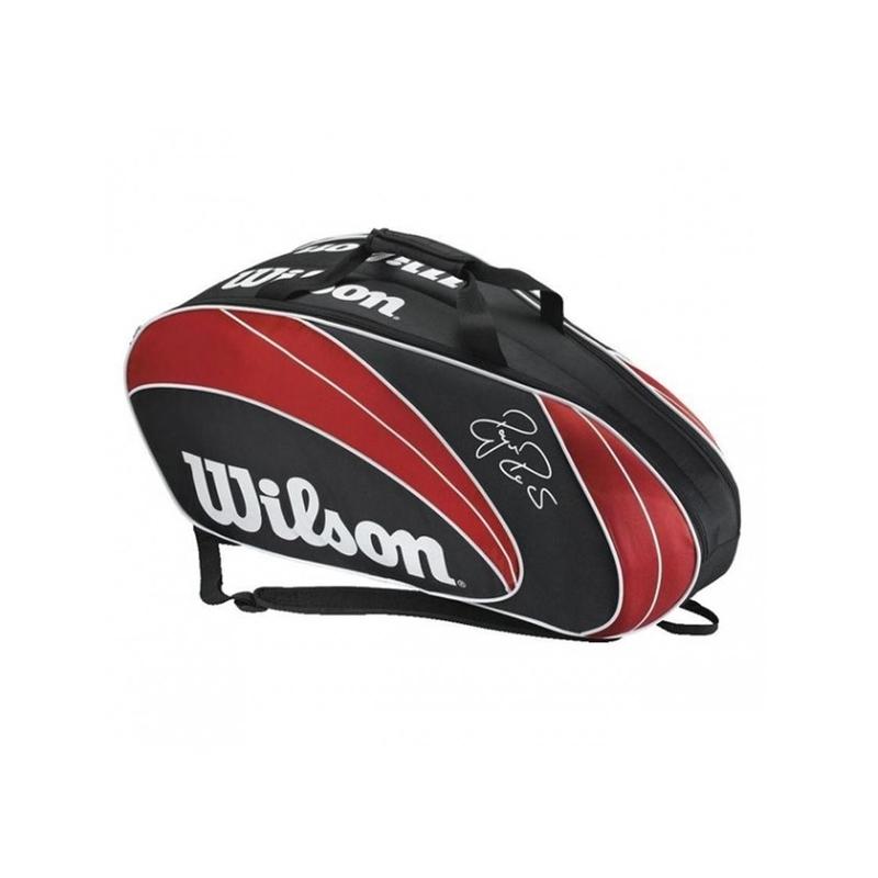 Túi Đựng Vợt Tennis wilson Đỏ Đen DWW23