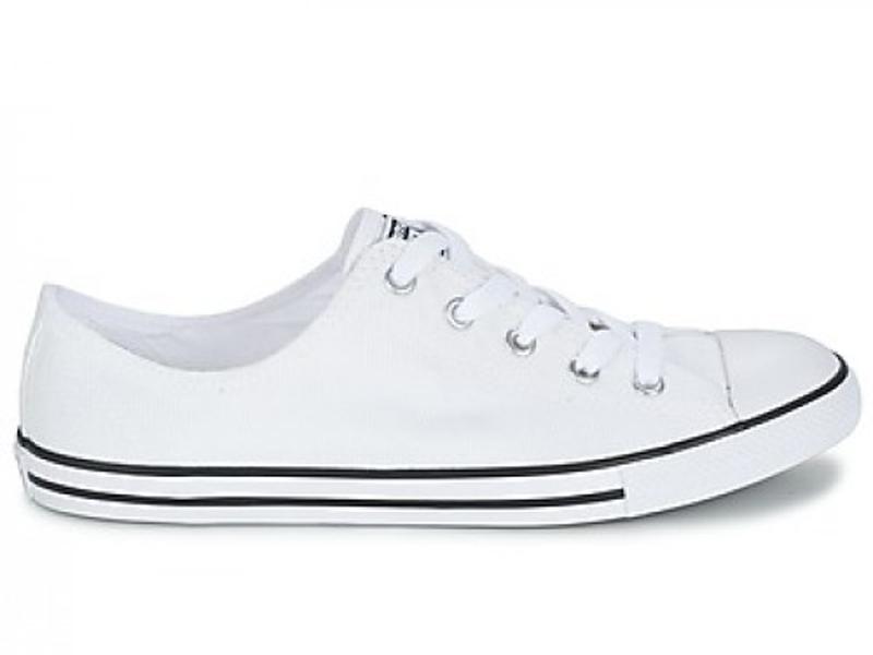 Giày Bata Big Size Converse Nam Trắng