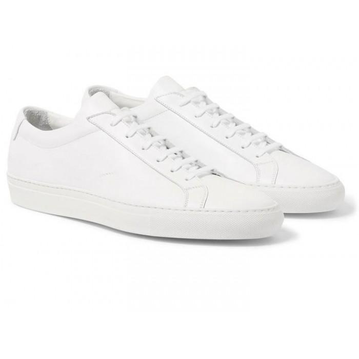Giày Size Lớn Thời Trang Full White