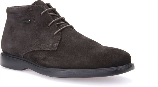 Geox BRAYDEN 2FIT ABX Shoes Men in Coffee J664OI - Men Geox Shoes Sale_1