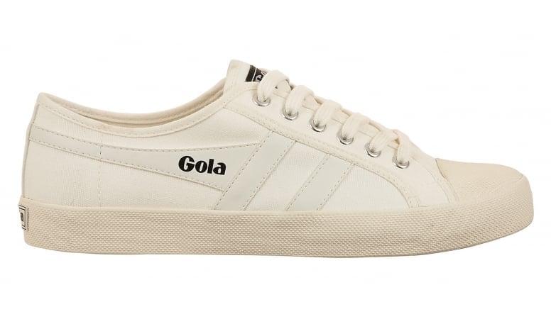 Giày Thời trang big size Gola Trắng