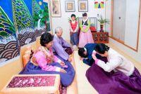 Phong tục Tết truyền thống của người Hàn Quốc