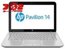 HP PAVILION 14 NOTEBOOK PC-CORE I5-GEN 4-500GB-2 CARD