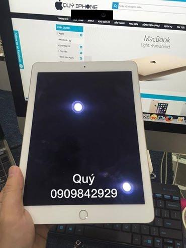 Ipad Air 2 4g + wifi 64gb màu gold 99%