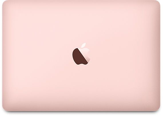 "The New MacBook 2016 - MMGM2 - 12"" / Core m5 / RAM 8GB / SSD 512GB (Rose Gold)"