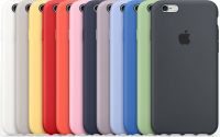 Apple Case Silicone iPhone 6/6S/6Plus/6S Plus Hàng Chính Hãng
