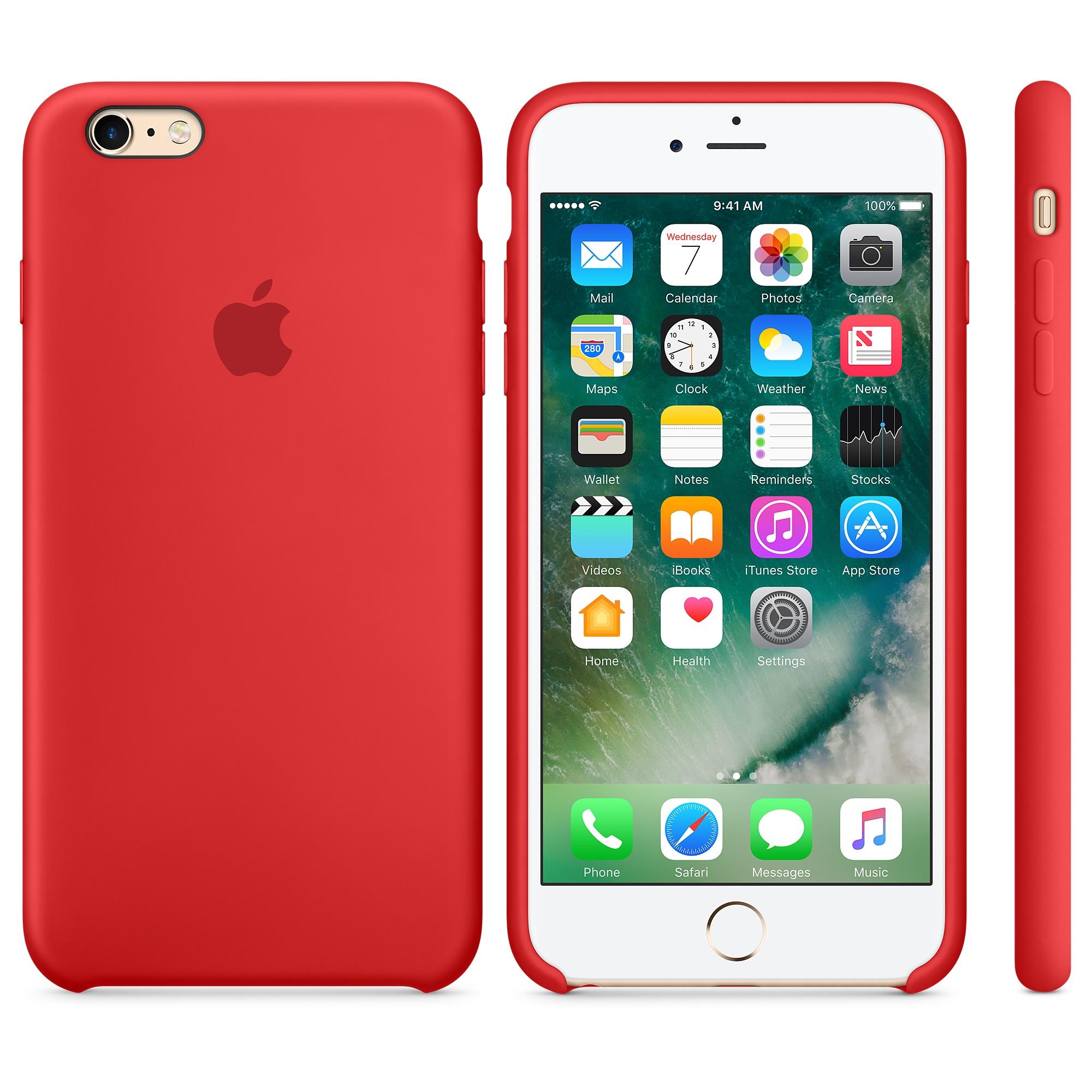Apple Case Chính Hãng Iphone 6/6S/6Plus/6SPlus/7/7Plus/8/8Plus/X - 4