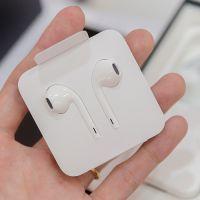 Tai nghe iphone 7/7 Plus chính hãng Apple (kèm jack chuyển 3.5mm)
