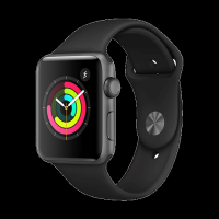 Apple Watch Series 3 42mm - Gray - MR362