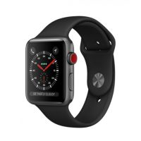 Apple Watch Series 3 42mm - Gray- MQK22 (4G)