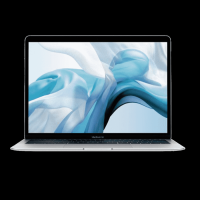 Macbook Air 13 2018 128GB - Silver ( MREA2 )
