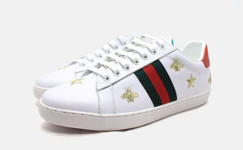 Giày Gucci nữ thêu sao G021