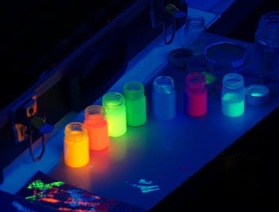 Công nghệ sơn dạ quang