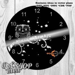 đồng hồ  treo tường phong cách châu âu-A05