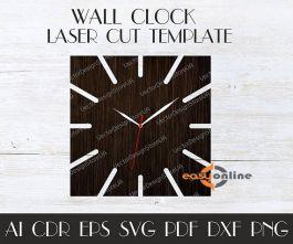 đồng hồ treo tường phong cách châu âu-A16