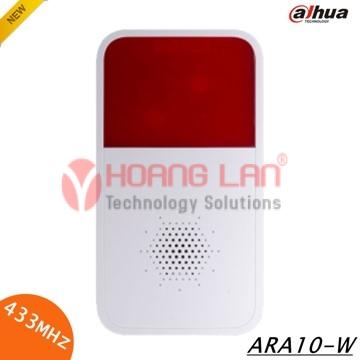 Còi và đèn báo không dây ARA10-W