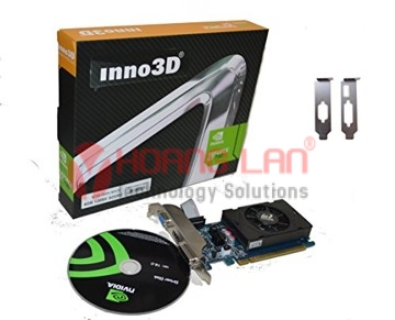 VGA Inno3D GT730-2GD5 (Geforce GT730/ 2GB/ DDR5/ 64Bit)