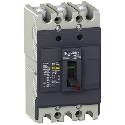Automat 3P 100A