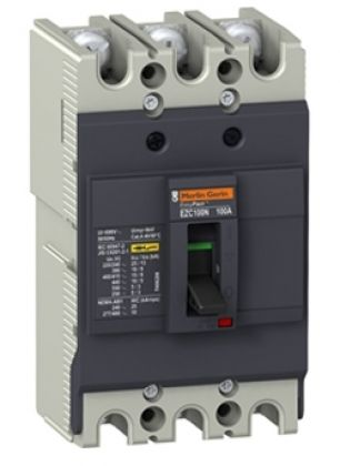 Automat 3P 125A