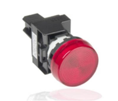 Đèn báo đỏ 24V
