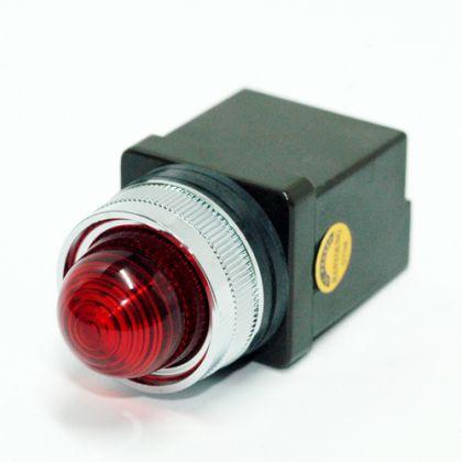 Đèn báo vàng Ø25