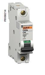 Automat MCB C60 1P Series