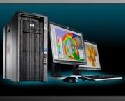 HP Z800 workstation,Xeon QC- 2.26Ghz, Ram 3GB/Hdd 320GB