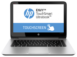 HP Envy 15T Touchsmart,15.6'' Full HD Touch/i7 4700MQ / 8GB/ HDD 1TB/ HD4600/loa Beast Audio, Backli